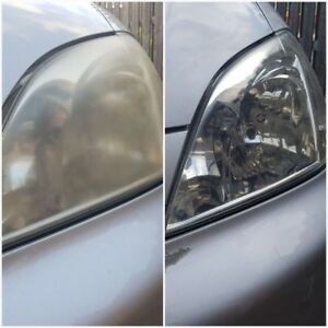 Headlight Restoration, I Come to You