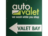 Self-employed car washer/valeter wanted