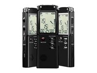 Digital Voice recorder,Adokey 1536kbps 8GB Audio Recorder High Quality and MP3 Player
