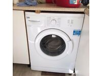 Beko Washing Machine 6 months old