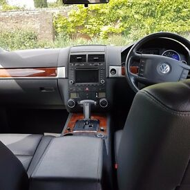 VW Touareg with Full Service History