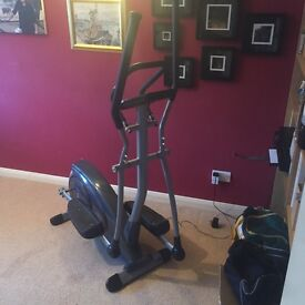 Cross Trainer (Marcy Deluxe Magnetic Elliptical)