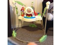 Jumperoo Bouncer Excellent condition