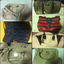 Various Fiorelli Bags. All in good condition. £10 each or all seven for £60!