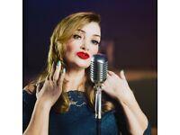 Tallulah Rose 1930s, 40s, 50s, 60s Jazz Singer