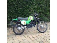 Kawasaki AE80 1984