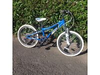 """Dawes Bicycle 20"""" wheels, for age 5-8 years"""