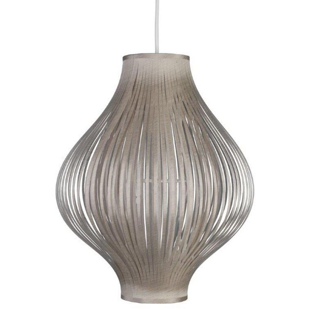 NEW/ UNUSED Pendant taupe lamp shade