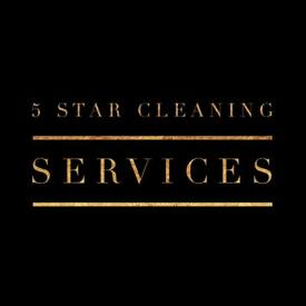 5 Star cleaning services