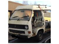 Vw camper t25 breaking for parts