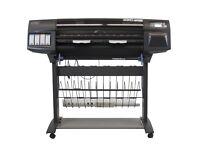 "HP Designjet 1050C 1050 36"" A0 Wide Format Printer Plotter"