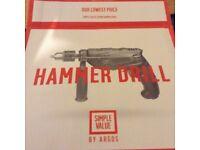 500w hammer drill