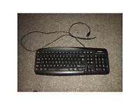 Black Polaroid Keyboard