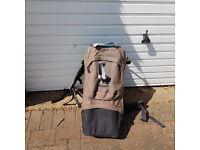 Macpac baby carrier rucksack