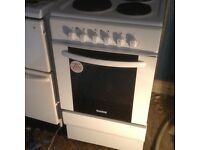 Electric cooker,only year old,£85.00