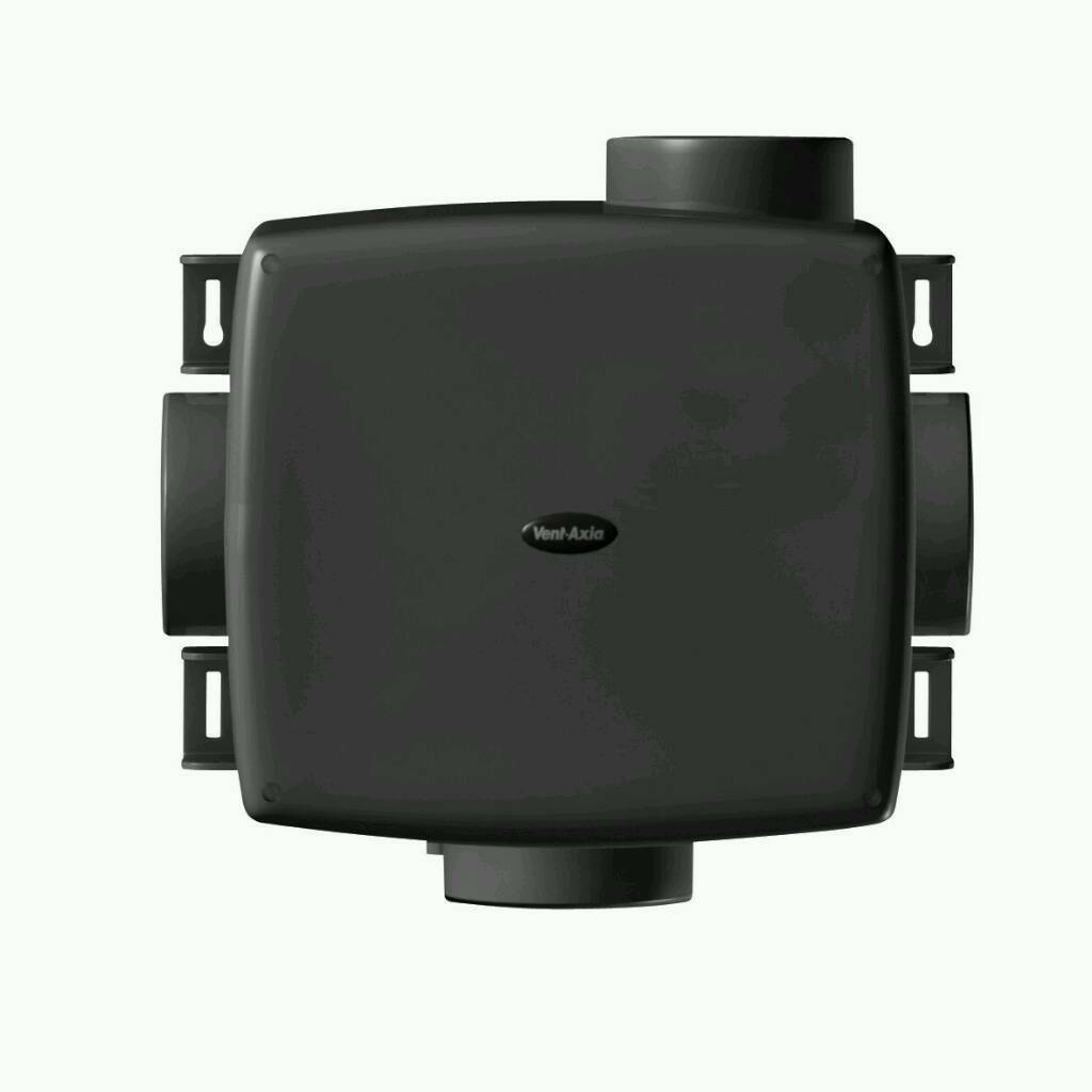 Extractor fan. MVDC low energy Vent Axia