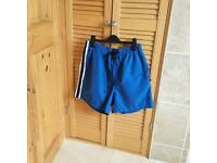 Man's swimming short size M active