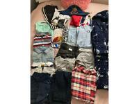 Boys bundle clothes size 9-10,10-11