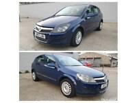 Vauxhall Astra 1.8 i 16v Life 5dr. Petrol/Automatic (LOW MILEAGE 47415)