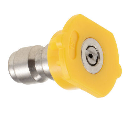 Tool 15 Pressure Washer Tips Quick Connection Power Washer Spray Nozzle