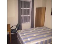 %DOUBLE ROOM FOR SINGLE USE FOR ONLY £165 PW IN KILBURN%