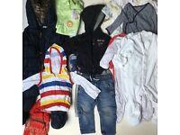 Baby Boy Clothes Bundle- 6/9/12 Months- £25 Ref. 0064