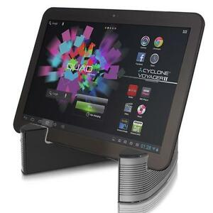 SOLO PORTABLE BLUETOOTH SPEAKER STAND DOCK for TRAVEL TABLET MOBILE iPHONE iPAD