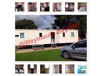 Private Caravan Hire at Haven Weymouth Bay