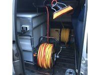 £2995 WFP system & van for sale