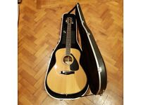 Yamaha LL-11 Rare L Series Electric Acoustic Guitar in Excellent Condition LL11