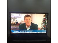 "50"" HD LG plasma tv, built in freeview"