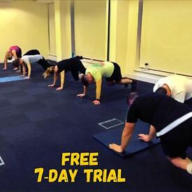 FREE 7-Day Trial For The Fat Forfeit Programme | 1-On-1 Results In Group Training Format | Rochdale