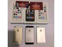APPLE IPHONE 5S 16GB VODAFONE/LEBARA BRAND NEW CONDITION COMES WITH WARRANTY & ALL ACCESSORIES