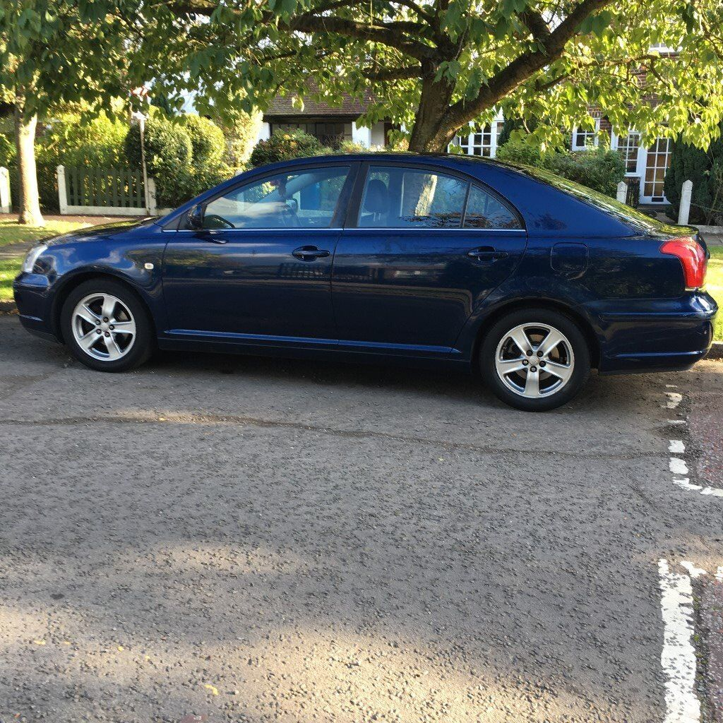 Toyota Avensis in really good condition