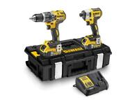Dewalt twin kit 18v 5.0ah