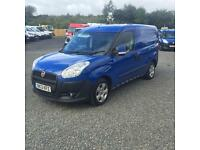 2012 FIAT DOBLO MULTIJET##1 OWNER FROM NEW##