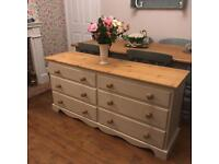 Twin Chest Drawers