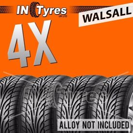 4x 205/45R17 Evolution Tyres 205 45 17 Fitting Available x4