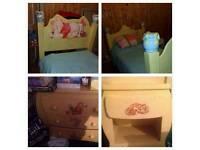 Winnie the pooh bedroom furniture