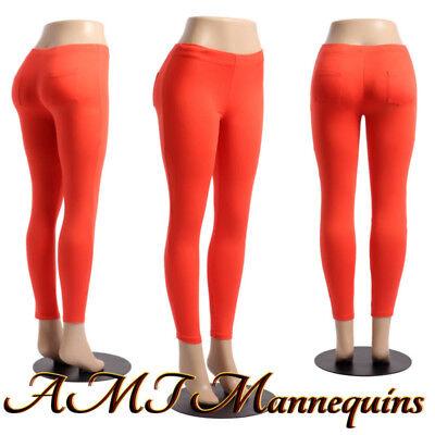 Ft-101-female Halfbody Mannequin Brizallian Sexy Legs Plastic Stand1pair Leg