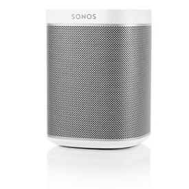 SONOS Play 1 White BNIB Warranty WIFI Multi room HiFi