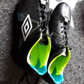 Football Boots - Umbro Size 10 Men's