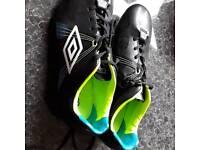 Football Boots - Umbro Size 10 Men's