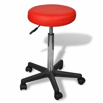 vidaXL Silla de Oficina Moderna Roja Asiento Escritorio Ordenador Despacho