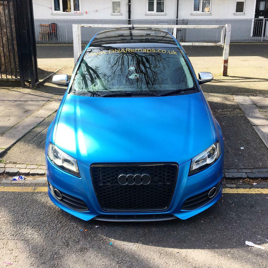 2008 Audi S3 2.0 TFSI Quattro 8P With Facelift Conversion
