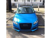 2008 Audi S3 2.0 TFSI Quattro 8P with Facelift Conversion for sale or swap swop px modified r32 gti
