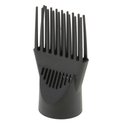 Hairdressing Salon Hair Dryer Diffuser Blow Cover Comb Nozzl