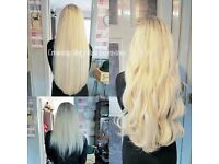 Luxury hair extensions without the salon price tag! Tapes, mini locks and LA Weave
