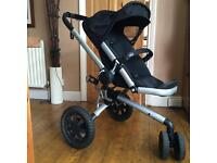Quinny buzz 'Rocking Black' pushchair
