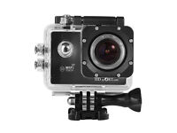 NEW Waterproof 1080P Action Camera (Like a GoPro Hero 4) with accessory pack GIFT BOXED BARGAIN